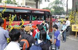Giảm 20% giá vé xe Tết cho sinh viên nghèo