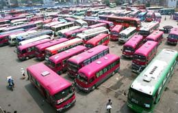 Hà Nội tăng cường hơn 3.300 lượt xe khách phục vụ dịp Tết