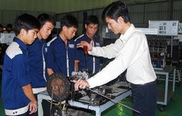 Đào tạo nghề miễn phí cho thanh niên có hoàn cảnh khó khăn