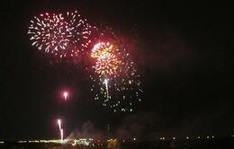 TP.HCM: Sẽ bắn pháo hoa tầm cao mừng Tết Dương lịch