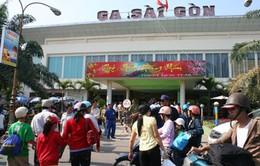 Ga Sài Gòn vẫn còn nhiều vé tàu Tết 2014