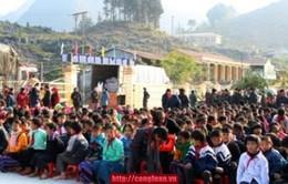 Chính phủ hỗ trợ gạo cho hơn 55.000 học sinh Hà Giang