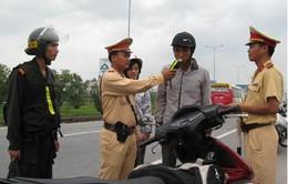 Công an TP Đà Nẵng tiếp tục ra quân xử lý vi phạm về nồng độ cồn