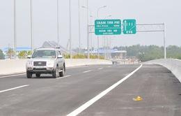 Hôm nay (2/1), thông xe tuyến đường cao tốc TP.HCM - Long Thành - Dầu Giây