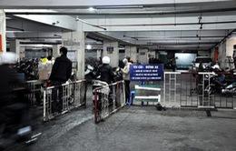 Từ tháng 1/2014, Hà Nội tăng phí trông giữ xe máy
