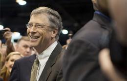 Bill Gates một lần nữa là người giàu nhất hành tinh