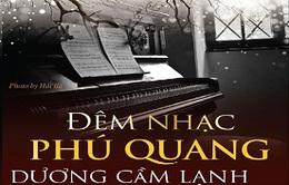 Đêm nhạc Phú Quang - Dương Cầm Lạnh