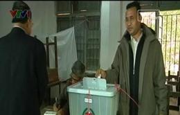 Bangladesh bắt đầu bầu cử Quốc hội