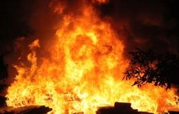 Liên tiếp các vụ cháy tại khu công nghiệp