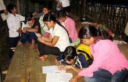 Cục dự trữ Nhà nước KV Hà Bắc hỗ trợ gạo cho học sinh khó khăn