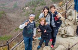 Hàn Quốc xây dựng tuyến phố đi bộ để hút khách du lịch