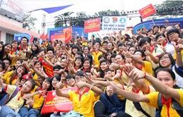 Ra quân chiến dịch Xuân tình nguyện 2014