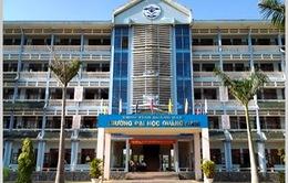 Quảng Nam: Đã có 12 ứng viên dự tuyển chức danh hiệu trưởng, hiệu phó ĐH, CĐ