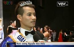 """Đặc sắc cuộc thi """"Hoa hậu và Nam vương người Việt tại Nhật năm 2014"""""""
