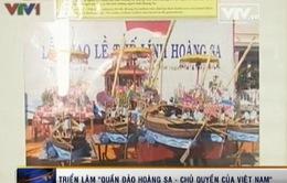 """Đà Nẵng: Triển lãm """"Quần đảo Hoàng Sa - chủ quyền của Việt Nam''"""