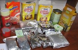 TP HCM: Phát hiện 2kg tiền chất ma túy ở sân bay Tân Sơn Nhất