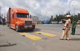 Siết chặt việc kiểm soát tải trọng xe là cần thiết