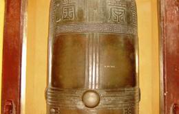 Đại hồng chung chùa Thiên Mụ được công nhận bảo vật quốc gia