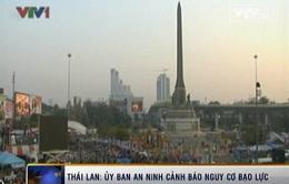 Chính phủ Thái Lan xem xét áp dụng luật tình trạng khẩn cấp