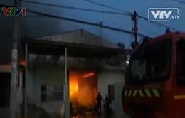 TP.HCM: Hỏa hoạn gia tăng dịp cuối năm