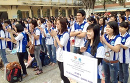 TP.HCM: Chở sinh viên, công nhân miễn phí về quê ăn Tết bằng máy bay