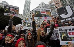 Hong Kong: Điều tra vụ người giúp việc bị bạo hành