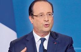 """Tổng thống Pháp muốn """"phá băng"""" quan hệ với Thổ Nhĩ Kỳ"""