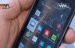 Mỹ, Anh đột nhập cả các ứng dụng smartphone
