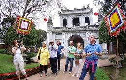 Hơn 2,6 triệu lượt du khách đến Hà Nội dịp Tết Nguyên đán