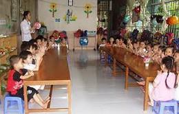ĐBSCL: Thiếu giáo viên phổ cập giáo dục mầm non