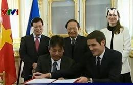 Ký kết thoả thuận hợp tác giữa Viện phim Việt Nam và Viện nghe nhìn Pháp