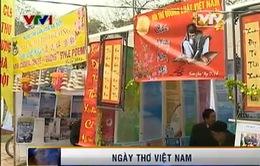 Ngày thơ Việt Nam 2014: Chủ đề biển đảo xuyên suốt các sân thơ