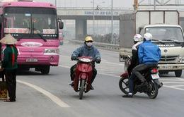 Mất ATGT do các phương tiện đi ngược chiều trên QL1A ở Ninh Bình