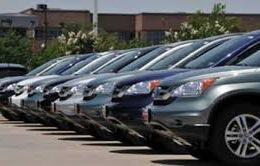 Phí giữ ô tô tại TP.HCM và Hà Nội không được quá 40.000 đồng/lượt