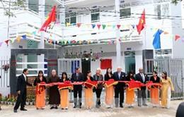 Đà Nẵng: Khánh thành trung tâm phục hồi chức năng cho nạn nhân da cam
