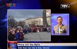 QH Ukraine ấn định bầu cử sớm, thông qua nghị quyết chỉ trích Tổng thống