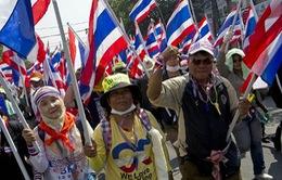 Thái Lan: Xả súng, ném lựu đạn 2 người biểu tình thiệt mạng, 41 thương vong