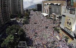 Venezuela: Đụng độ giữa cảnh sát và người biểu tình