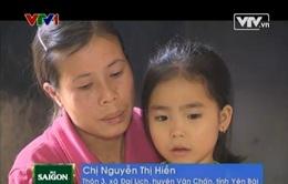 Gia cảnh có con mắc bệnh hiểm nghèo tại Yên Bái mong trợ giúp