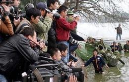 Hà Nội yêu cầu cung cấp thông tin định kỳ cho báo chí