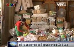 Để hàng Việt có chỗ đứng vững chắc ở Lào?