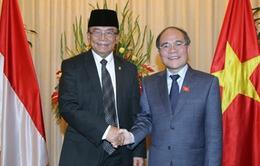 Chủ tịch Hội đồng Hiệp thương Nhân dân Indonesia thăm chính thức Việt Nam