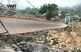 Thông tin mới về kết quả điều tra vụ cầu treo ở Lai Châu