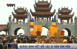Quảng Ninh kết nối các di sản văn hóa