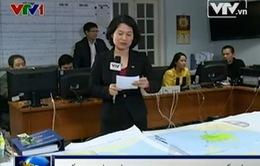 Cảnh sát biển Việt Nam cử 2 tàu tìm kiếm máy bay Malaysia mất tích