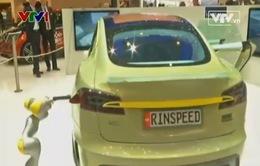 Rinspeed XchangE - mẫu xe tự động của tương lai