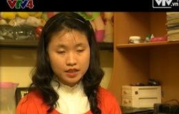 Nghị lực của cô gái khiếm thị Đào Thu Hương