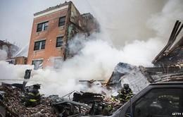 Nổ lớn gây sập tòa nhà chung cư cao tầng ở New York, Mỹ