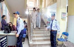 Đẩy mạnh việc siết chặt an ninh tại các bệnh viện