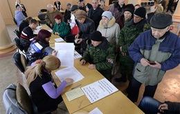 Đa số người dân Crimea có nguyện vọng được trở về với nước Nga
